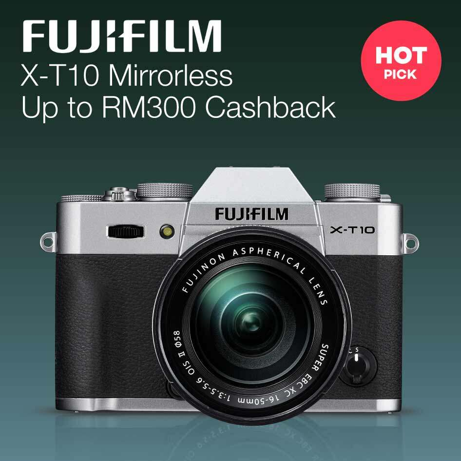 Mirrorless Camera With Best Online Price In Malaysia