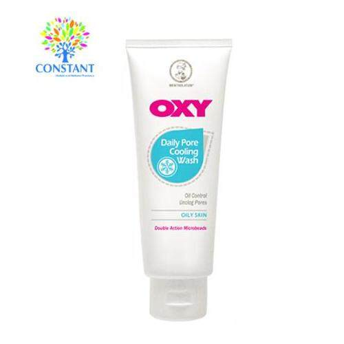 Oxy Daily Pore Cooling Wash 100g