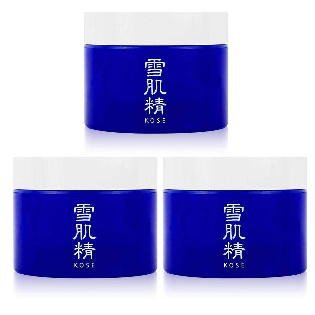 KOSE Sekkisei Cleansing Cream 19g x 3 (Trial Size)