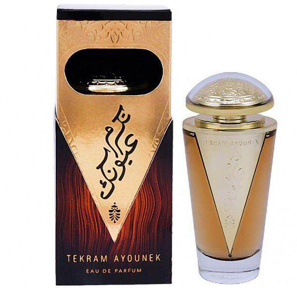 Tekram Ayounek EDP Al Zaafaran Perfume Original Dubai  100ML For Men perfume for men
