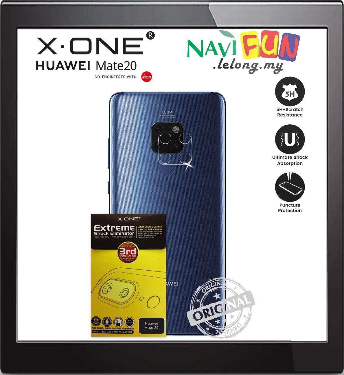 X-One® Extreme Camera Protector Huawei Mate 20
