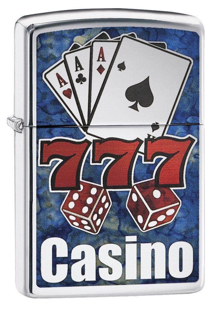 Zippo 29633 Fusion Casino