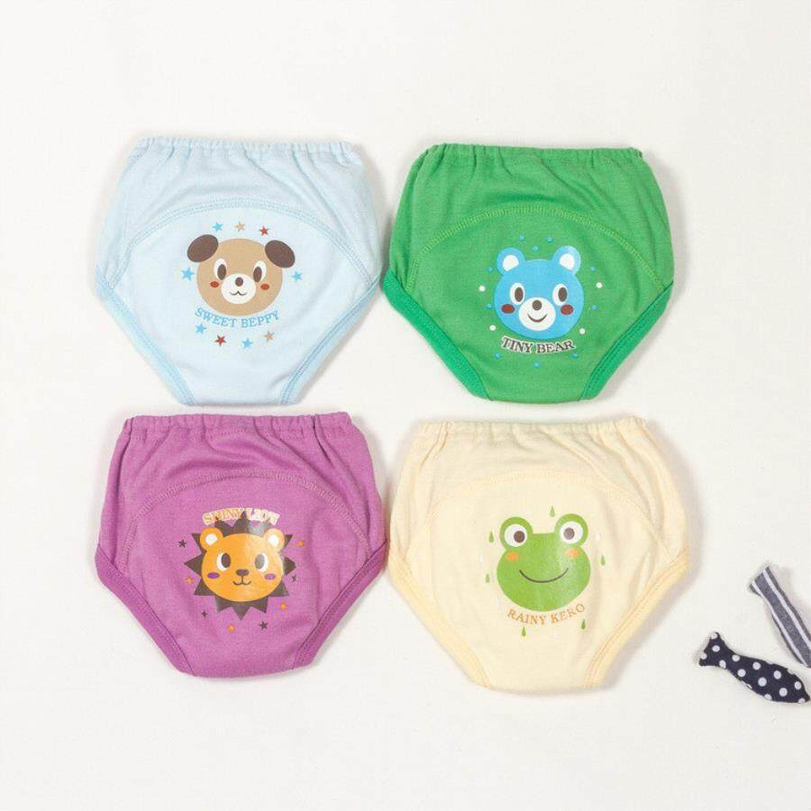 Cloth Diapers Accessories Buy At Sweety Popok Bayi Comfort Gold Tape M 48 4 Pcs Baby Toddler Girls Boys Cute Layers Waterproof Potty Training Pants For Boy