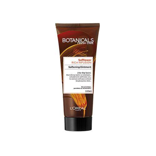 BOTANICALS BY LOREAL PARIS Safflower Rich Infusion Softening Ointment 100ml