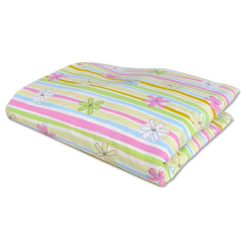 Bumble Bee Playpen Fitted Sheet 26x38 (Knit Fabric)