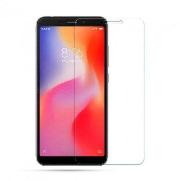 Tempered Glass for Xiaomi Redmi 6A - 2.5D Curve Screen Protector [Clear]
