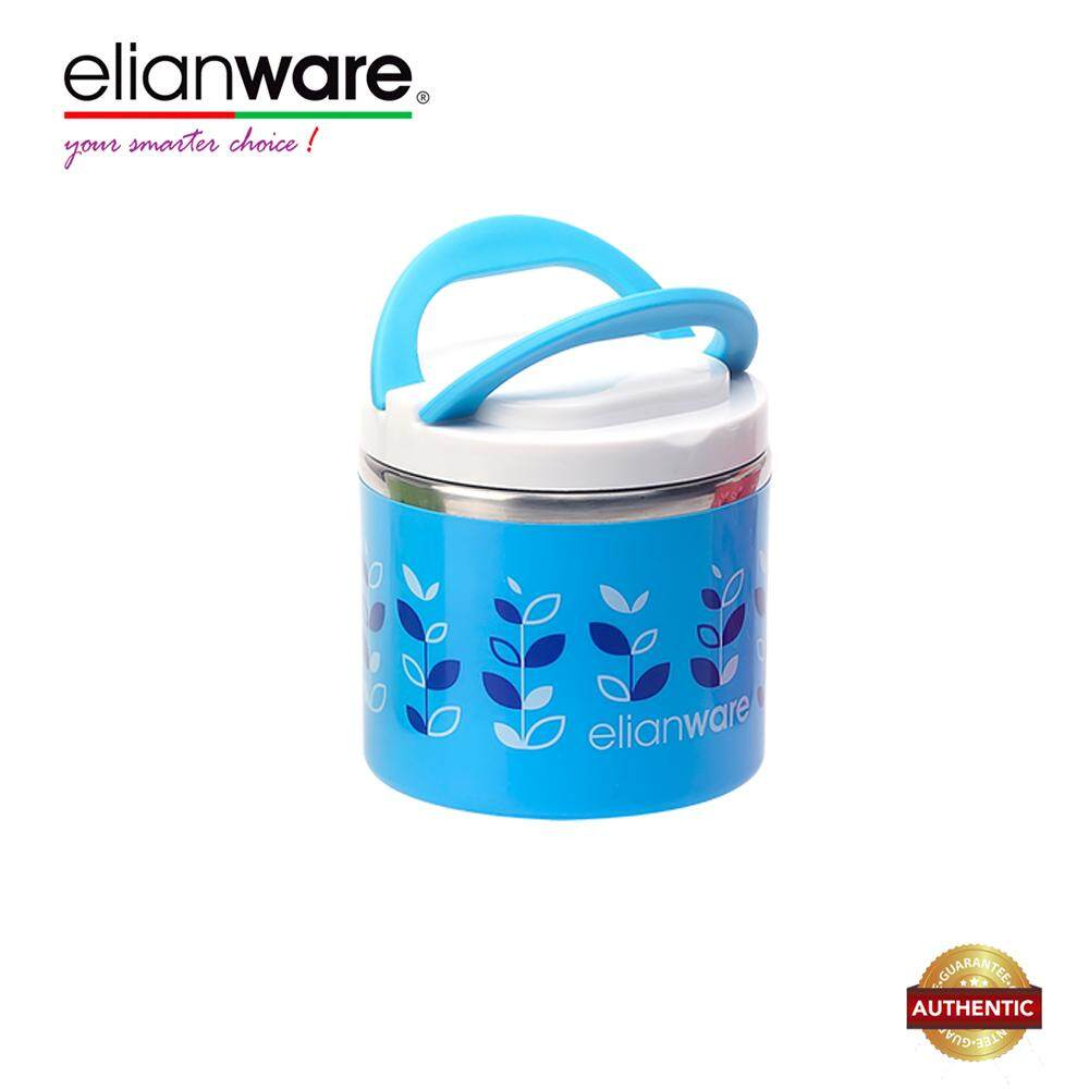Elianware 600ml BPA Free One Layer Food Keeper Food Container Thermal Lunch Box