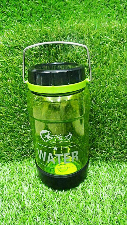 800ML Stainless Steel Water Bottle Drinking Bottle (BGJAYA)