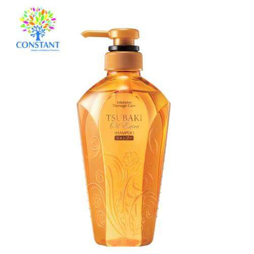 Tsubaki Oil Extra Intensive Damage Care Shampoo 450ml
