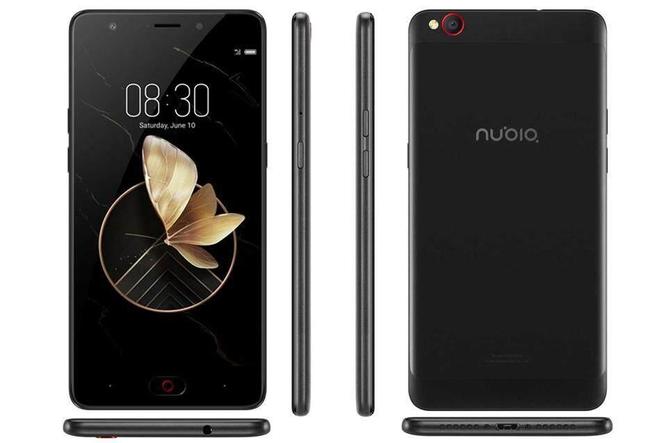 Nubia M2 Play 32GB + 3GB RAM - 1 Year Warranty Official Nubia Malaysia