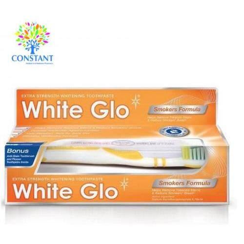 White Glo Smokers Formula Toothpaste 150g
