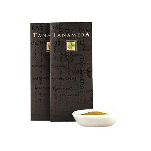 TANAMERA Facial Scrub 4pcs - Sengkuang