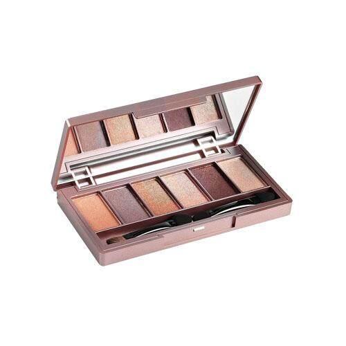 MISS HANA Novadiva 6-Colors Eye Shadow Palette 3g - PK-01 Ambigous Love