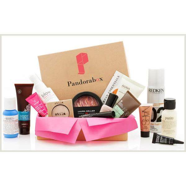 Pandorabox Gift box beauty surprises  in the box