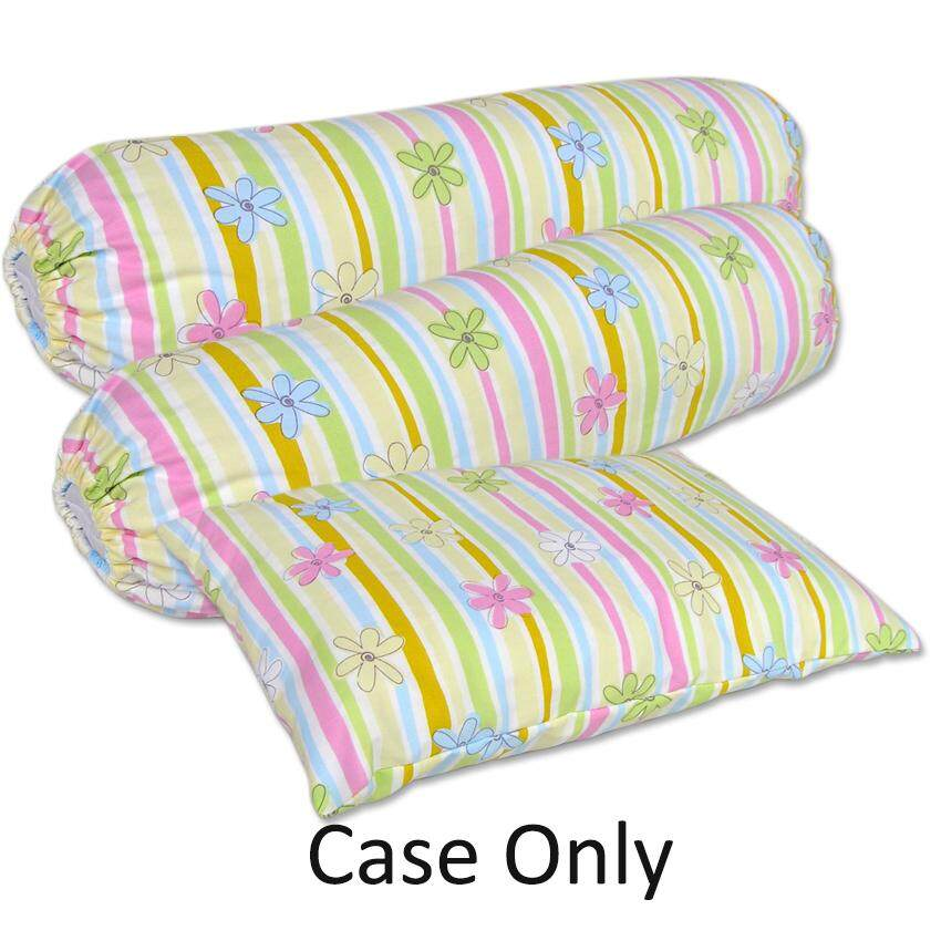 Bumble Bee Pillow and Bolster Set Extra Covers (Knit Fabric)