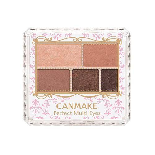 CANMAKE Perfect Multi Eyes 3.3g - 01 Rose Chocolat