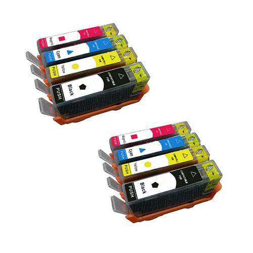 685XL Compatible 685 XL Twin Pack4 Multi Pack Ink Cartridge (B/C/M/Y)