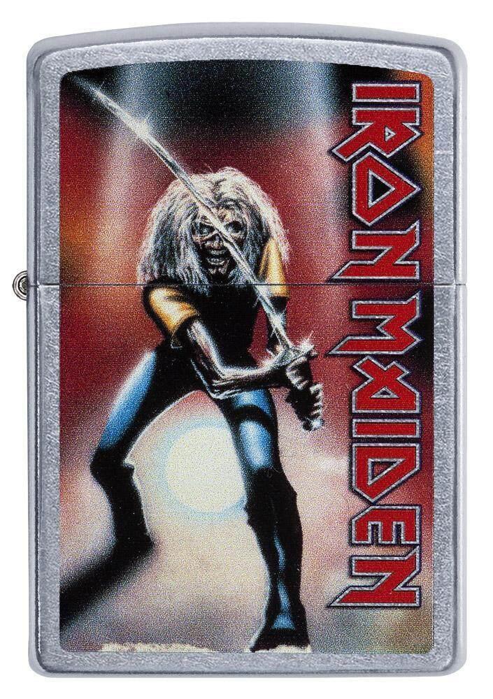 Zippo 29575 Iron Maiden