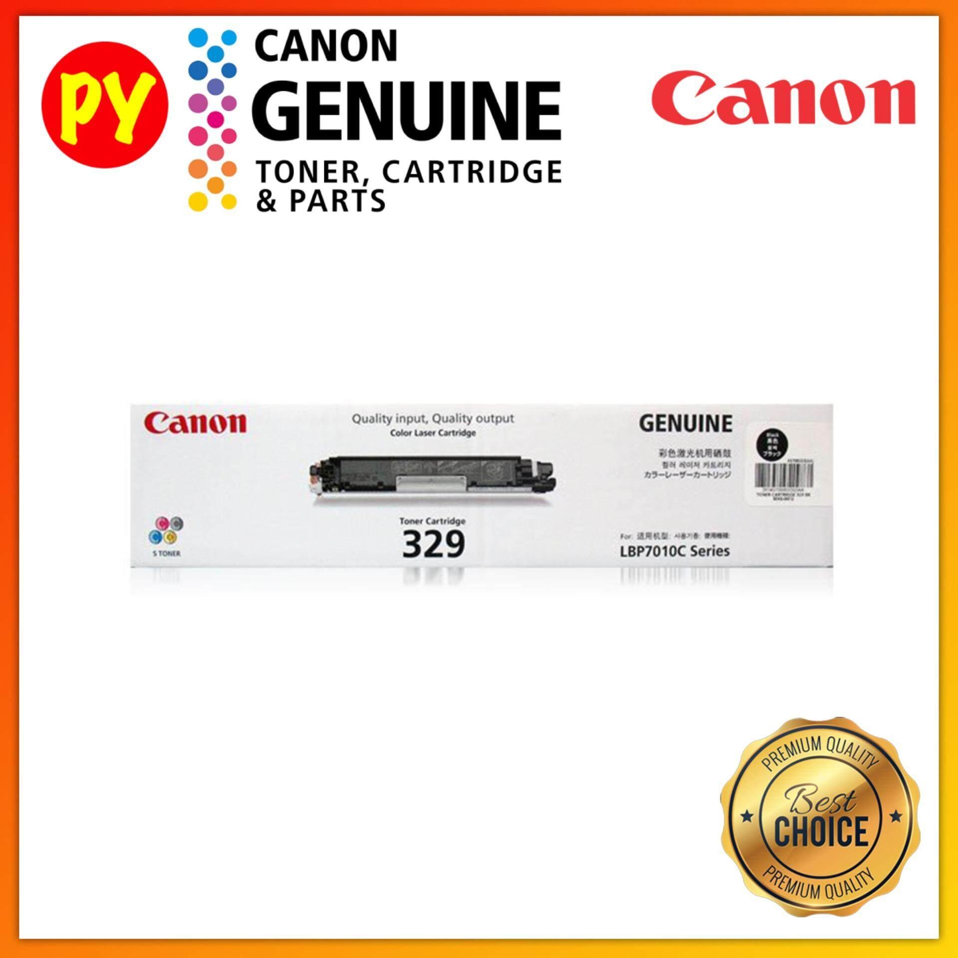 Canon Cartridge 329 Black Original Laser Toner - for CANON LBP-7510 / LBP-7018C