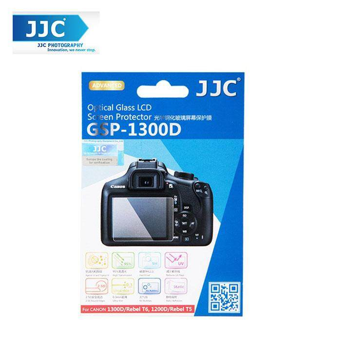 JJC GSP-1300D Tempered Class for canon 1300D Camera Screen Protector 9H Hardness