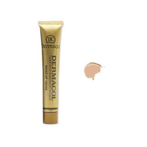 DERMACOL Film Studio Barrandov Prague Makeup Cover 30g - 211 Light Beige-Rosy