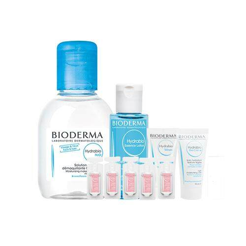 BIODERMA Hydrabio 9 Item Travel Set 2