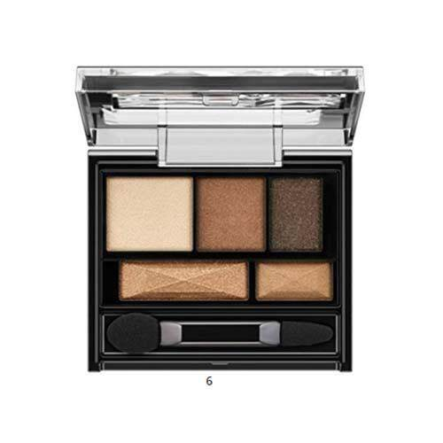 KATE Brown Shade Eyes 5 Colours - BR-6 Matte