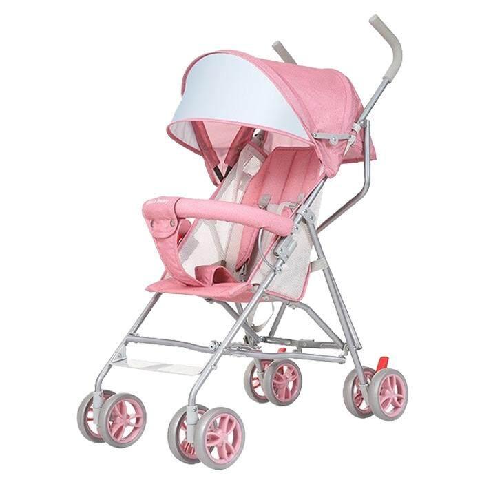 SOKANO Hello Baby OB006 Premium Ultralight Foldable Umbrella Size Stroller for Travel and Outdoor Use