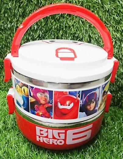 2Layers Cartoon Lunch Box (BGJAYA)