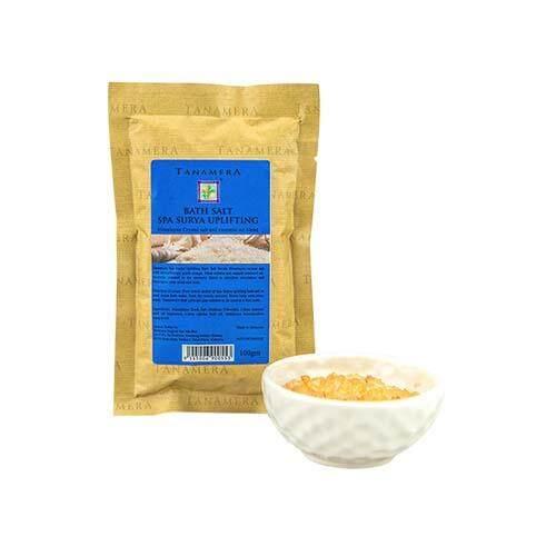 TANAMERA Spa Bath Salt 100g - Surya Uplifting