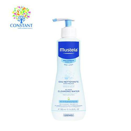 Mustela No Rinse Cleansing Water 300ml