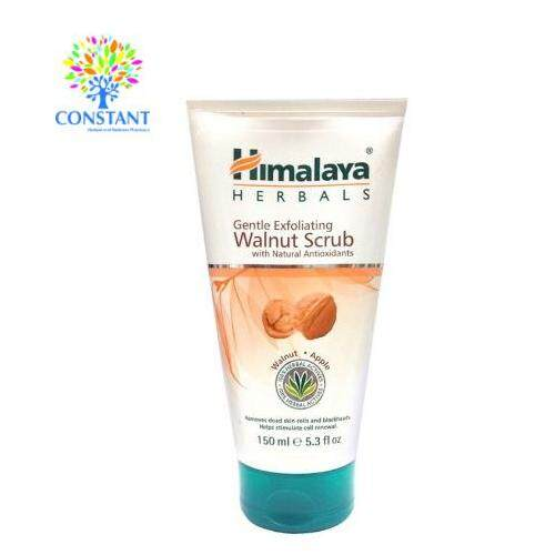 Himalaya Gentle Exfoliating Walnut Scrub 150ml