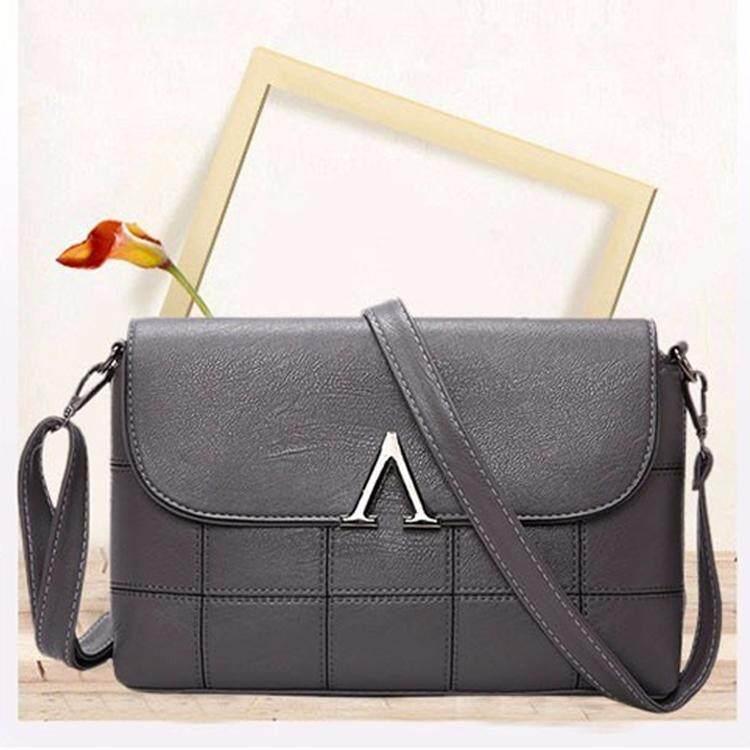 alphabag Women Leather Handbag Shoulder Purse Messenger Crossbody Tote Bag 234 -MI2342