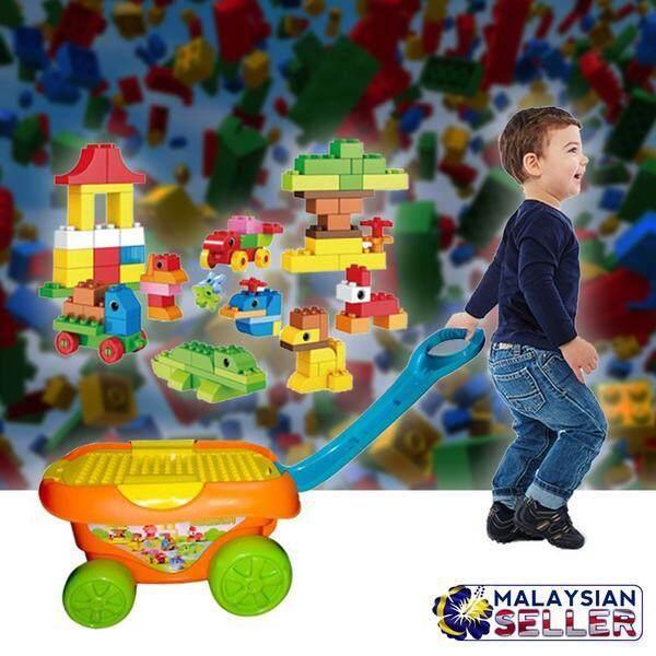Childrens Toy - Educational Building Block Bricks  [ 30pcs / 36pcs ] Toys for boys - 30 pcs