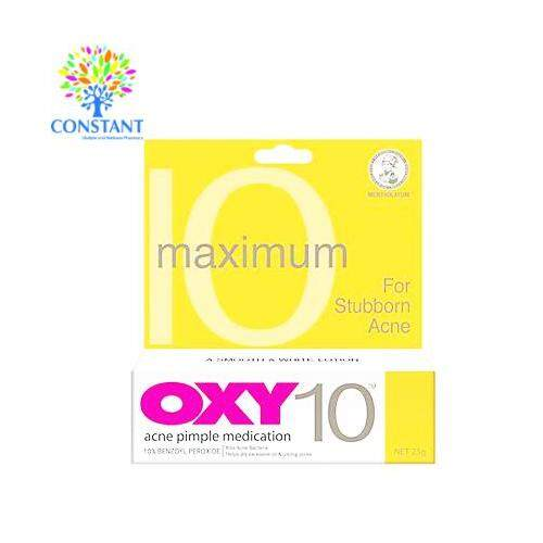 Oxy10 Acne Pimple Medication 25g
