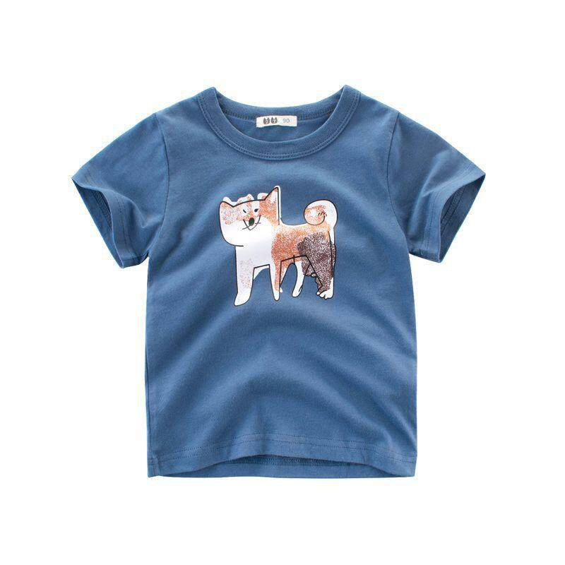 222df5f5b29 New Children s T Shirts Boys Tshirts Short Sleeved Baby Sweats Summer Kids  Clothes - intl
