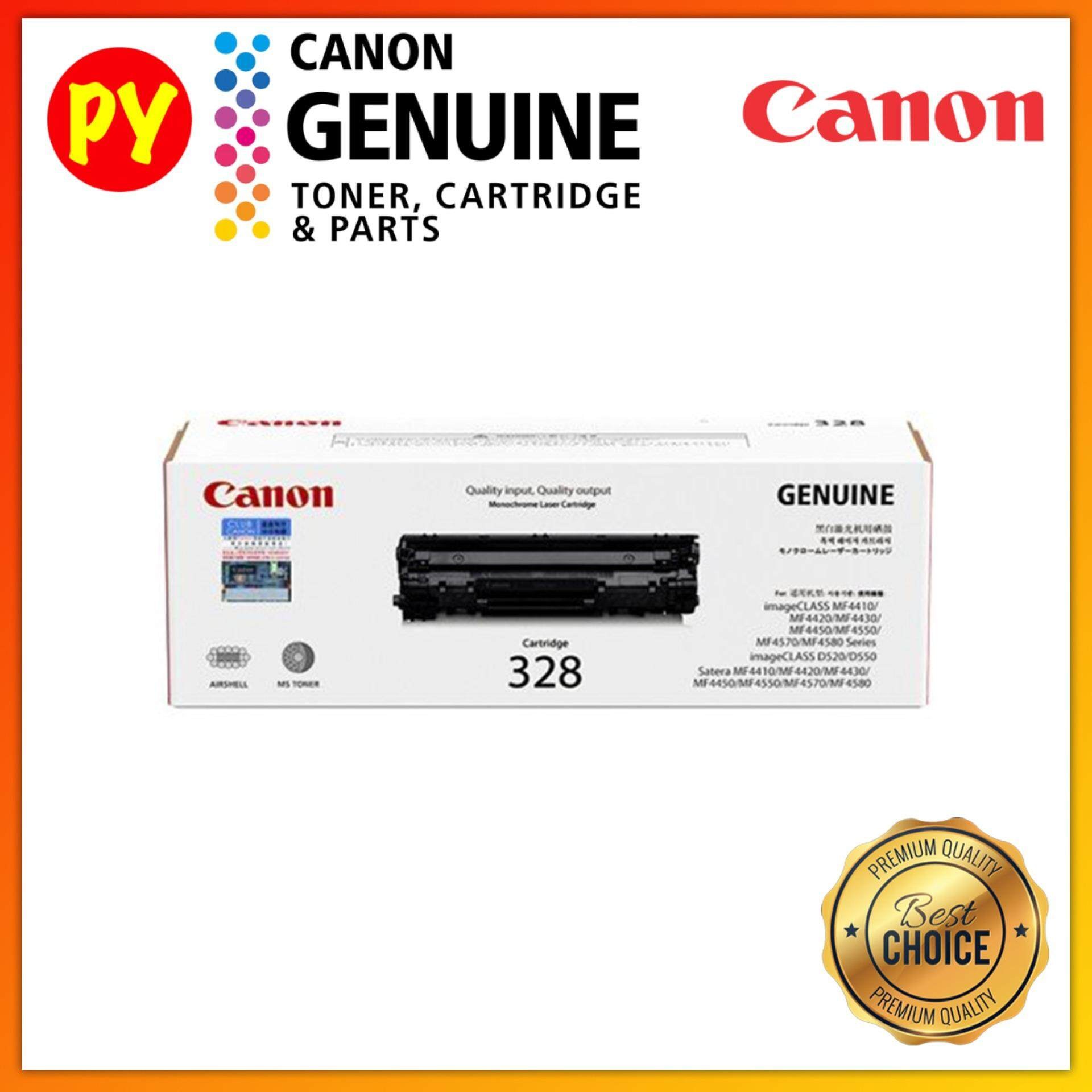 Canon Cartridge 328 Black Original Laser Toner - for Canon FAX-L 170 Printer
