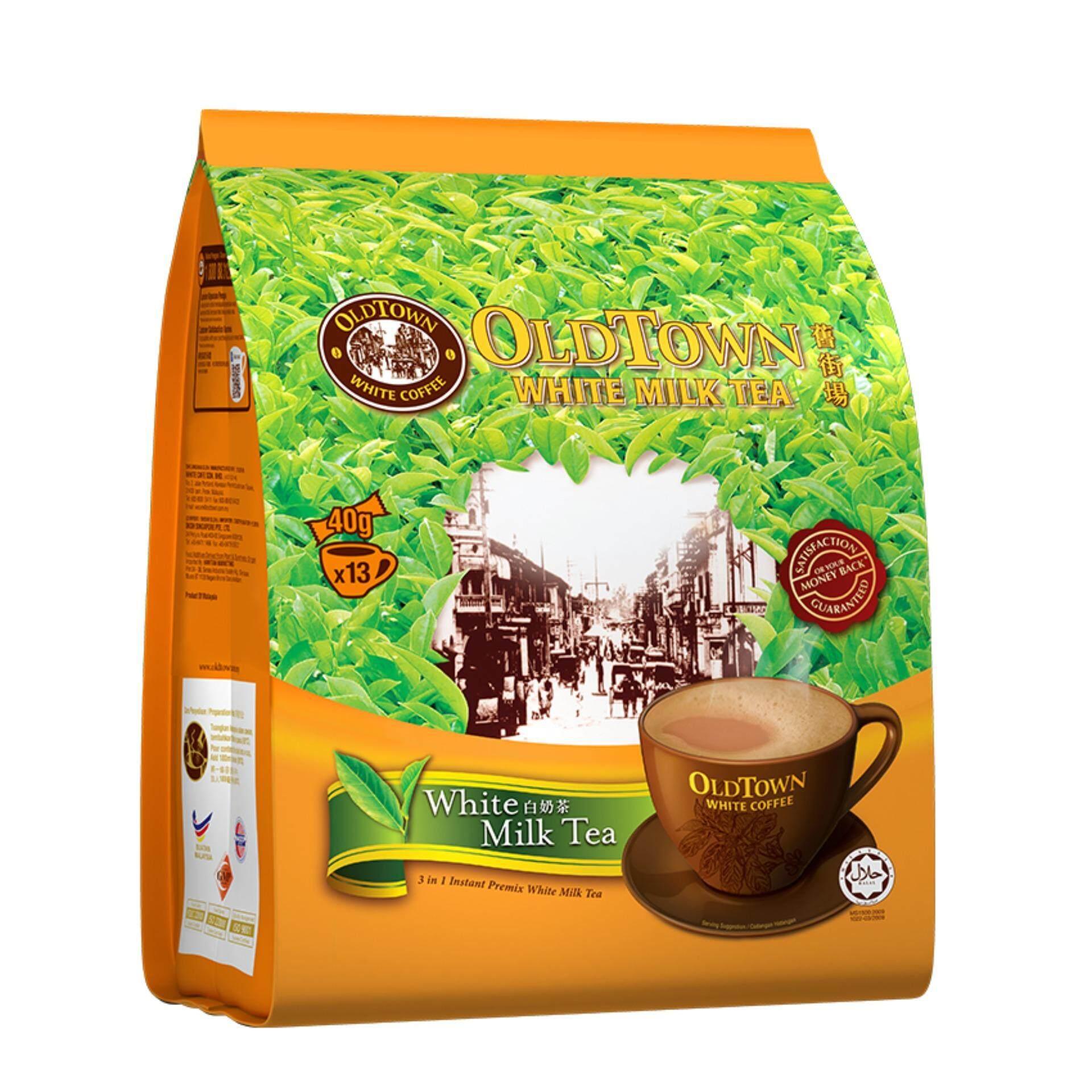 OLDTOWN 3-in-1 Instant Premix White Milk Tea (13S X 1 Pack)