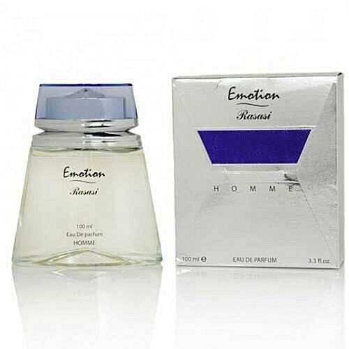 Rasasi Emotion Homme EDP - 100 ml  (For Men) perfume for men