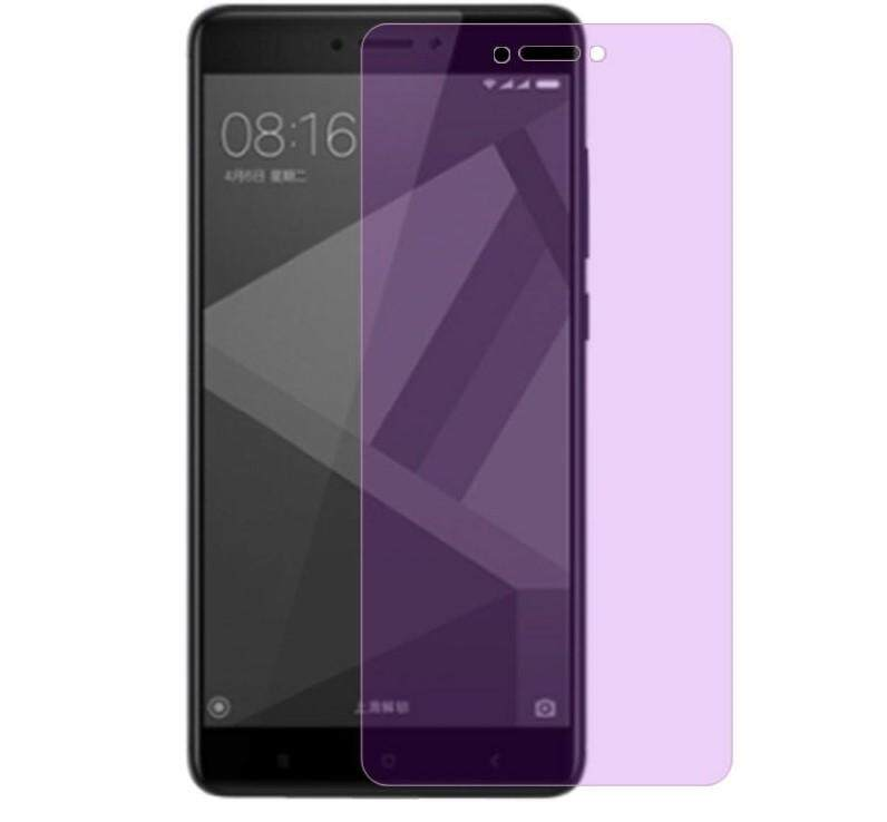 Tempered Glass for Xiaomi Redmi 4X - 2.5D Curve Screen Protector [Anti-Blue]