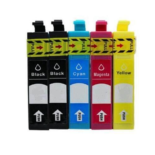 T141 T1411 T1412 T1413 T1414 Compatible 5 Multi Pack Ink Cartridge (B/C/M/Y)