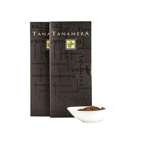 TANAMERA Facial Scrub 4pcs - Kacang Hijau