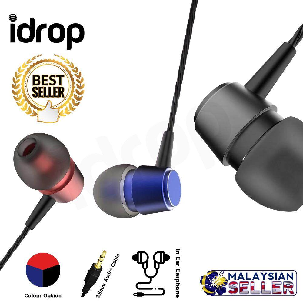 X6 In-Ear Hi-Res Gaming Wired Earphone with Mic & Earbuds