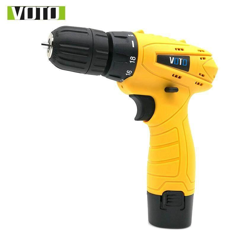 SOKANO VOTO East Tools 12V Cordless Drill Electric Screwdriver