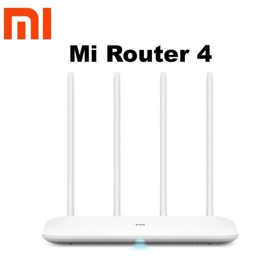 Xiaomi Mi Router 4 - Four Strong Antennas 128GB ROM + 128GB RAM