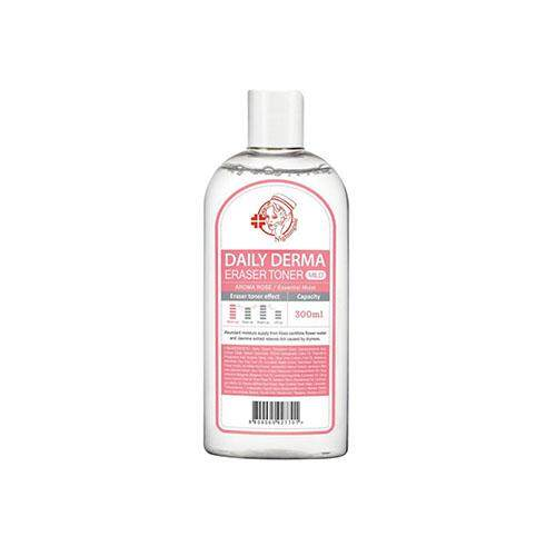 NIGHTINGALE Daily Derma Eraser Toner 300ml - Aroma Rose (Pink)