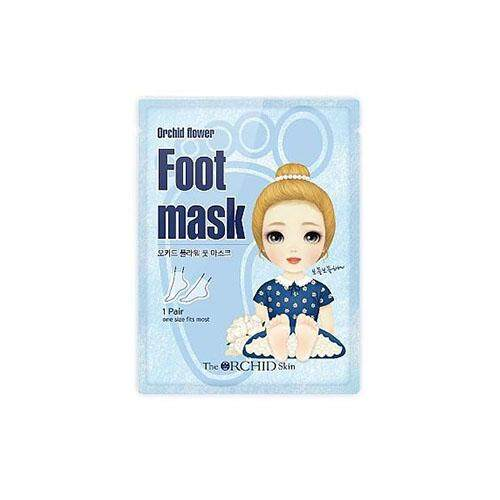 THE ORCHID SKIN Orchid Flower Hand & Foot Mask 25ml - Foot Mask