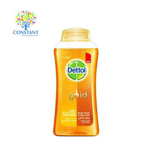 Dettol Body Wash Classic Clean 250ml