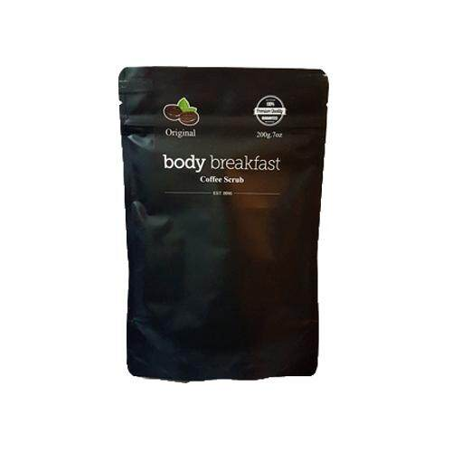 BODY BREAKFAST Coffee Scrub 200g - Original
