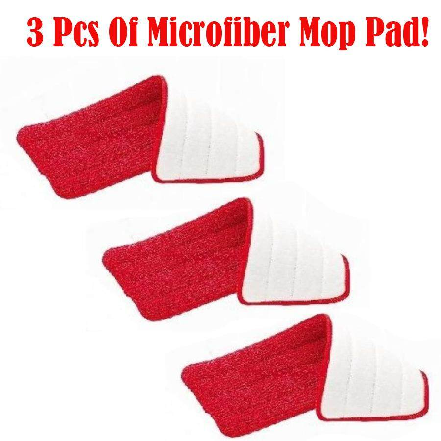 Microfiber Mop Pad Spray Mop's Replacement Mop Pad